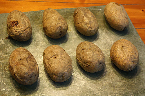 Bake-potatoes