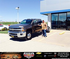 Congratulations to Billy Bob Browning on your new truck purchase from Scott Sanders at Four Stars Auto Ranch! #NewCar