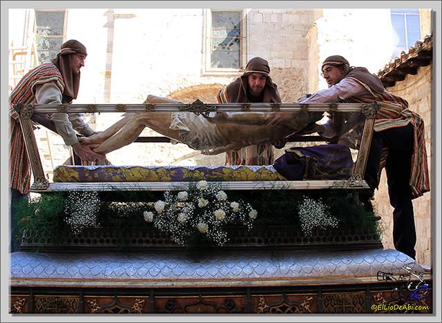 13 Via Crucis Semana Santa en Briviesca