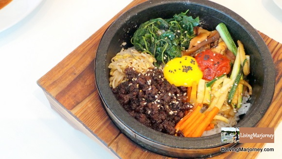 Spicy Korean Bibimbap