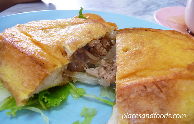 yut kee french toast with pork