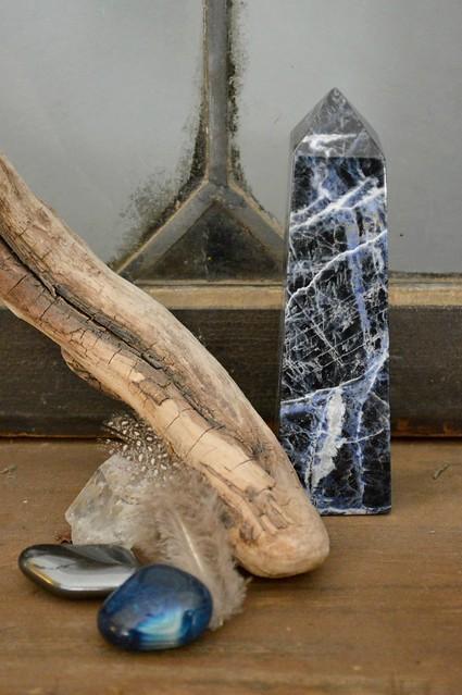 Minerals Crystals Power