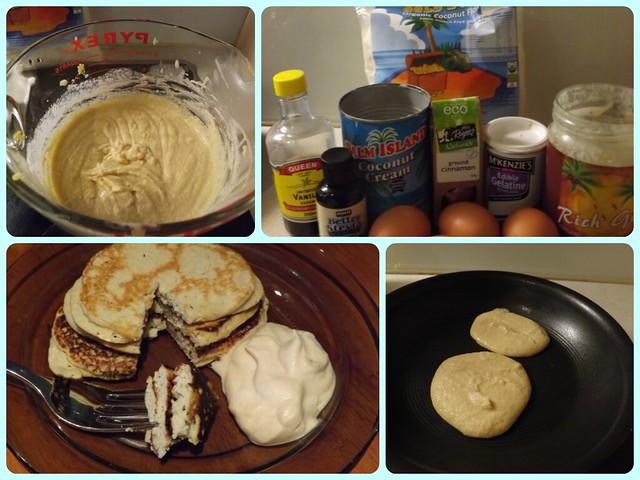 Coconut-Pancake