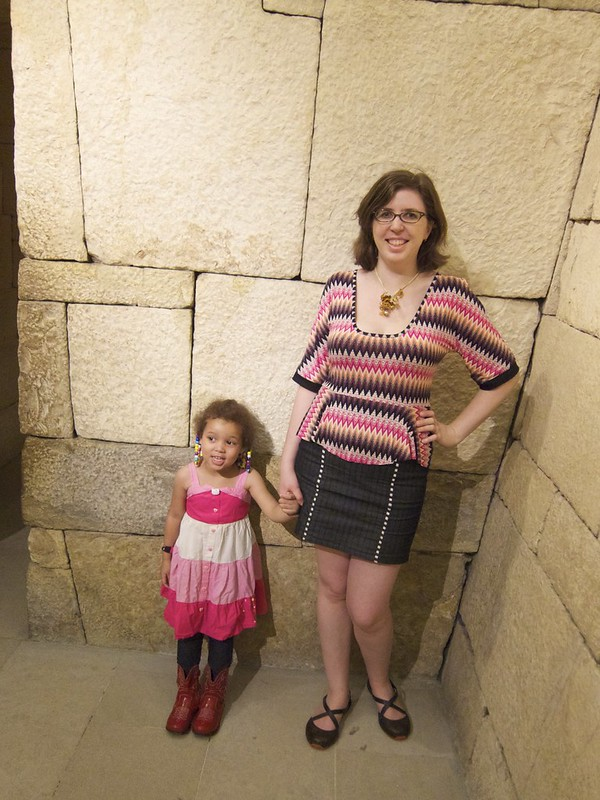 Me Made May 11: Mother's Day at the Met Costume Institute