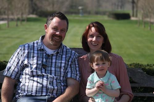 Taylor Family April 2014