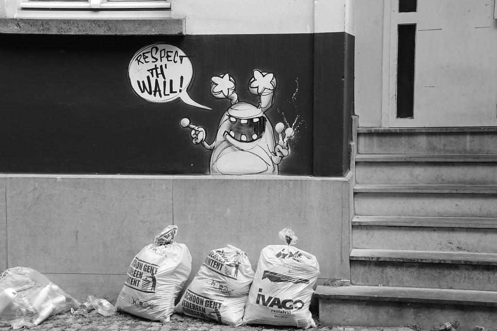 Street-art  - Cover