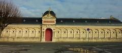 Saint Jean d' Angely, salle municipale Alienor d' Aquitaine