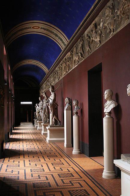 Museo Thorvaldsen. © Paco Bellido, 2007