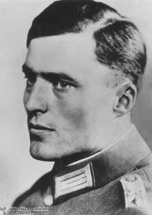 Von Stauffenberg, líder de la Operación Valkiria