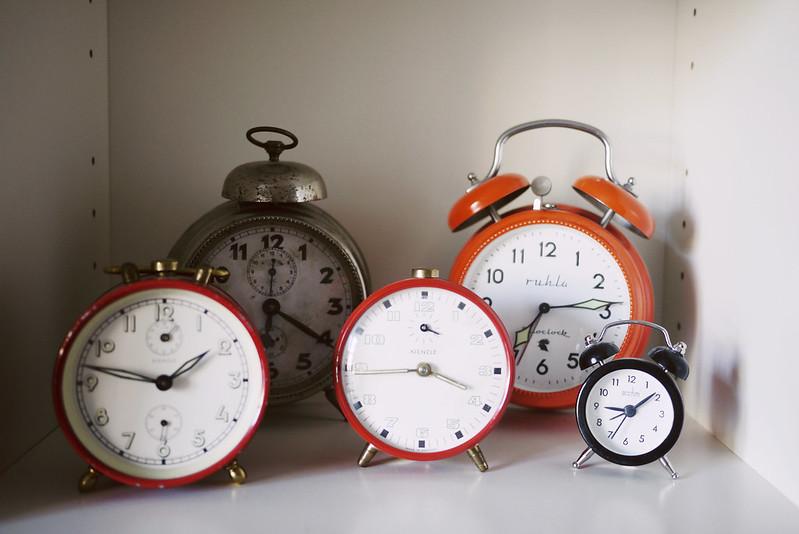 väckarklockor