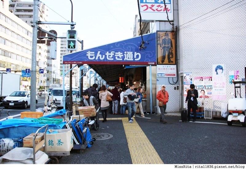 日本東京 築地市場 逛街 生魚片 丼飯 推薦美食5