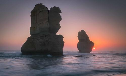 12 apostle sunset