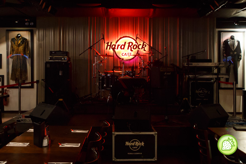 HARD ROCK KL