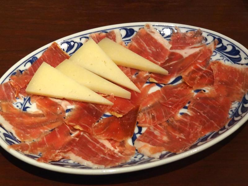 生ハム+チーズ|フィゲラス 烏丸店