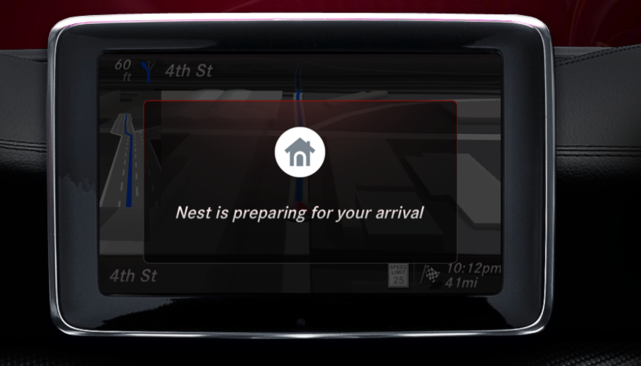 Mercedes Drivestyle app