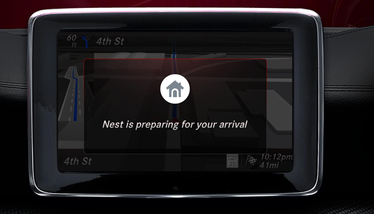 Mercedes Drivestyle app
