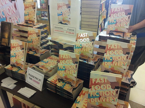 Fast Food Fiction Delivery launch