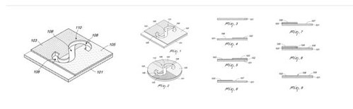 Banknote Security Patent image