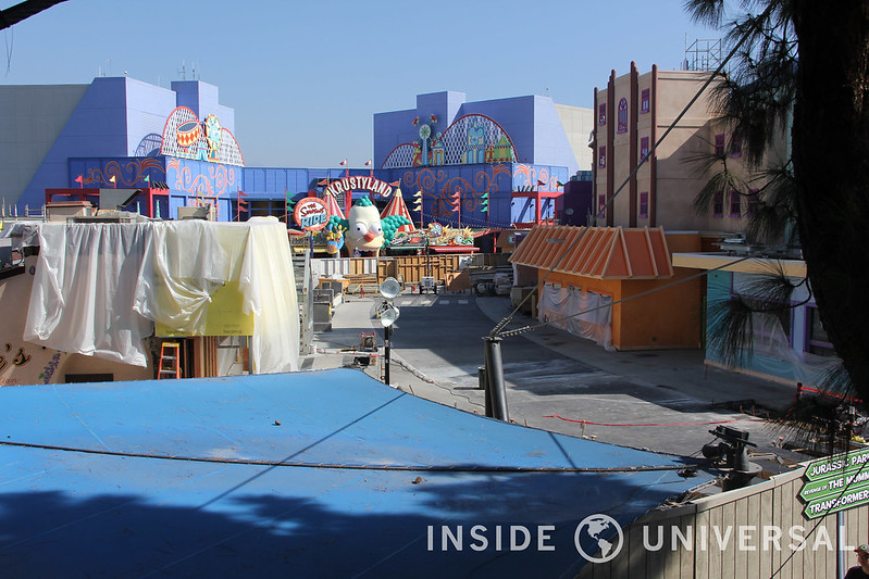 Photo Update: February 8, 2015 - Universal Studios Hollywood - Springfield