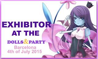 Dolls & Party II Barcelona - 4e of Juillet 2015 - 16474867796_ea674031c9_n