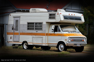 Dodge Sportsman - RV