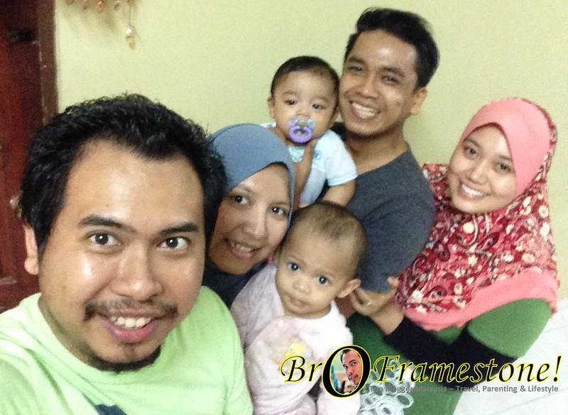 Rakan Blogger Perak - Ruzz Ezani dan Fadil Penyu
