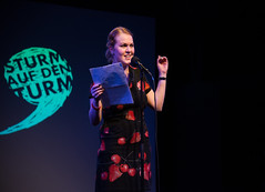 Janea - Poetry Slam - Wien - Sturm auf den Turm