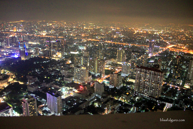 Baiyoke Tower Revolving View Point