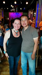 Neeta Lind and Mooney Gow