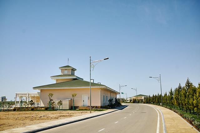 Turkmenistan Avaza