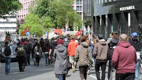 Global Marijuana March in Dortmund - 14052016