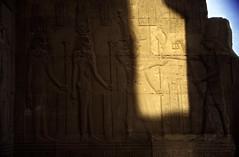 Ägypten 1999 (160) Im Tempel von Kom Ombo