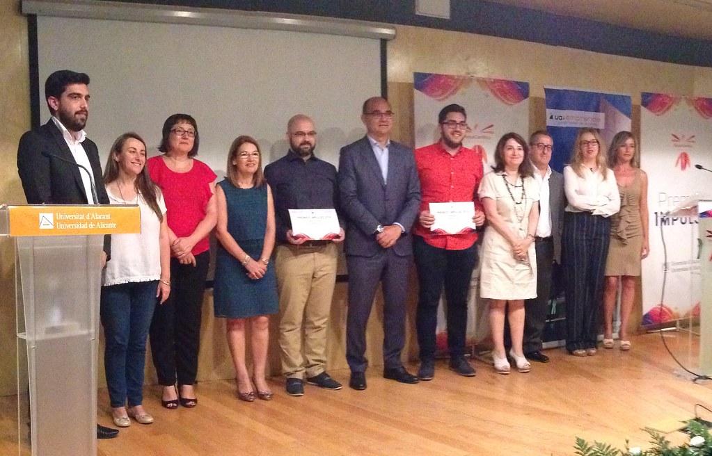 Premios Impulso 2016