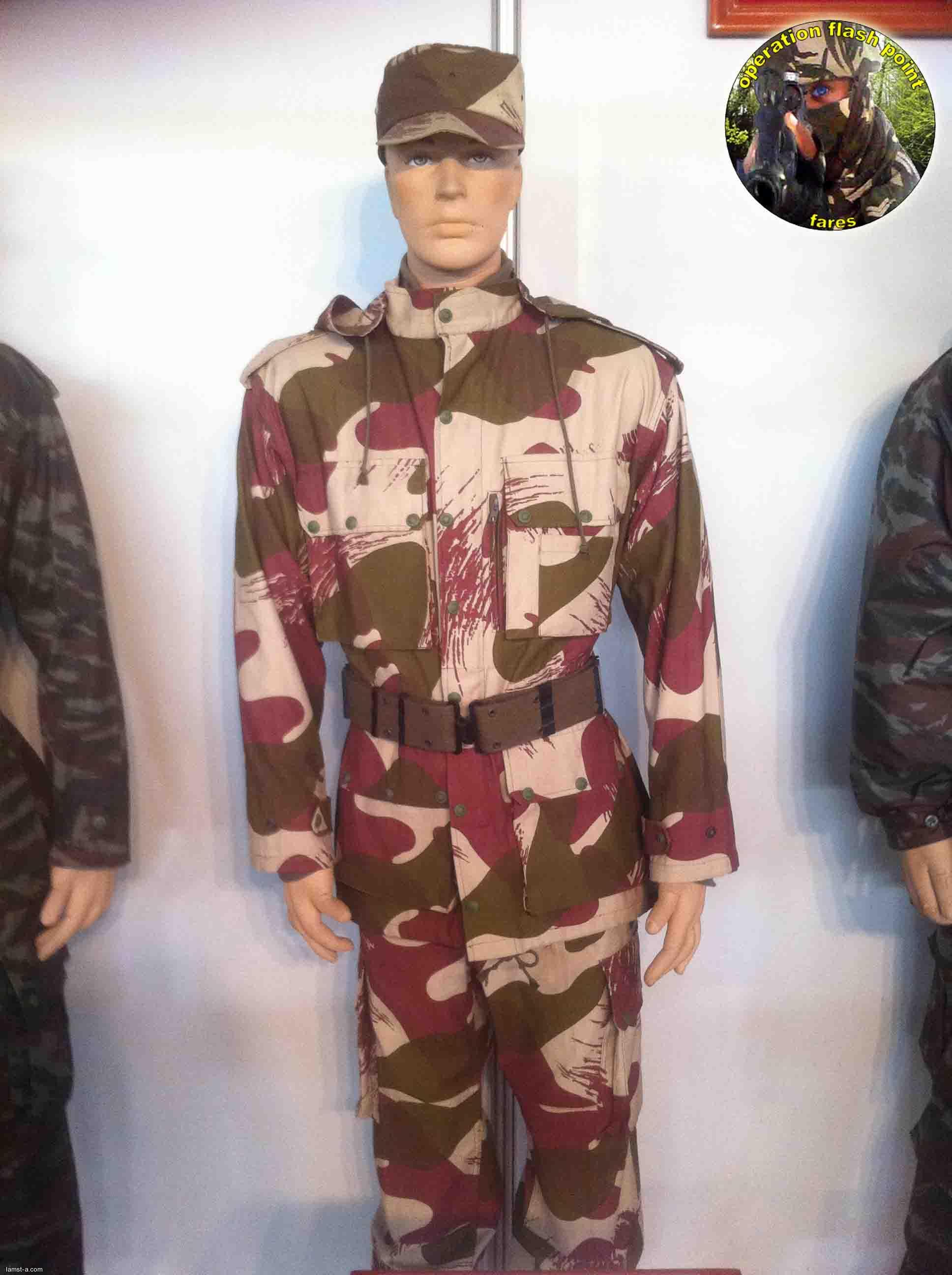 البذلات الجيش الوطني الشعبي الجزائري [ ANP / GN / DGSN / Douanes ]  - صفحة 4 27870674761_1de08a659e_o