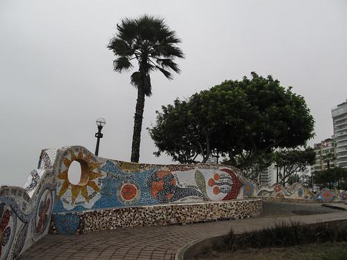 Lima: un petit air de Barcelone à Miraflores