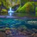Punchbowl Blue by Lijah Hanley
