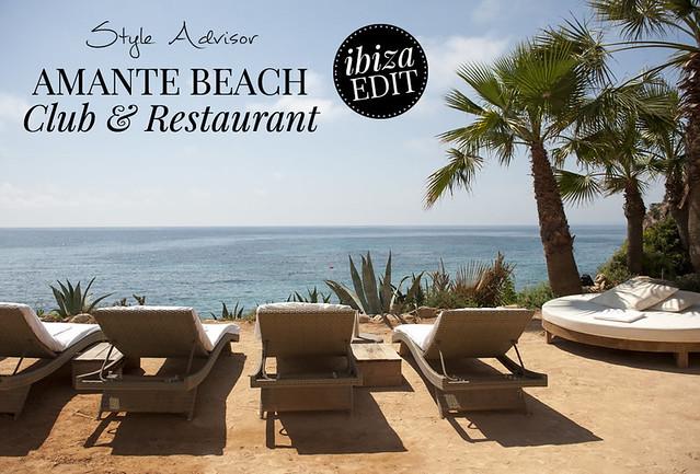 Style Advisor, Amante Beach Club