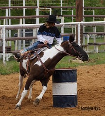 Kellyville May 5th Barrel Race