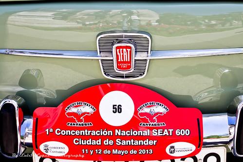 I Concentración Nacional Seat 600