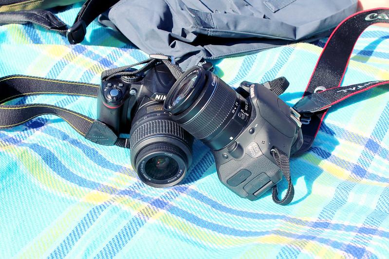 saran ja noran kamerat