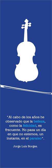 Velada de violín. Anverso
