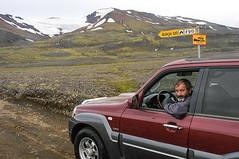 Jan Sucharda aneb Pár rad na cesty vnitrozemím Islandu