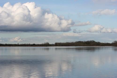 cruise ireland lake river landscape boat lough shannon