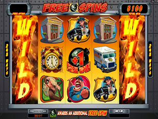 Bust the Bank Free Spins