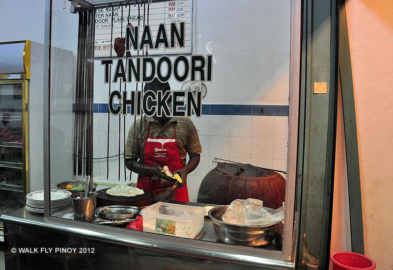 Indian Restaurant, Malacca, Malaysia