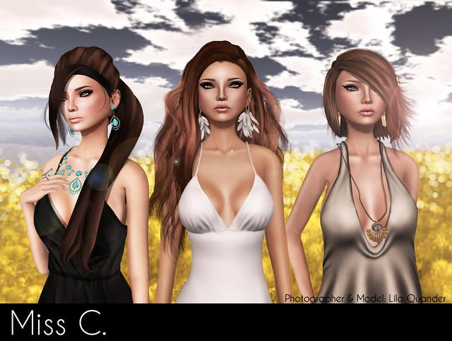 Miss C Hair Fair 2013 Ad - Version 2