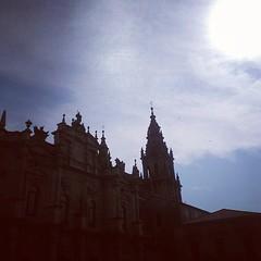 La Catedral a contraluz