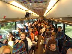 Bus Excitement!