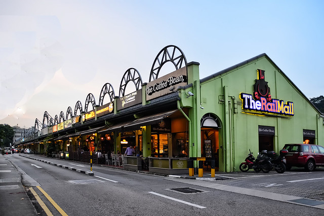 The Rail Mall, Upper Bukit Timah