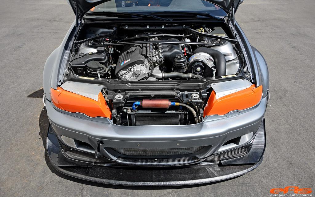 Car Spotlight 500 Horsepower E46 M3 Track Beast Right